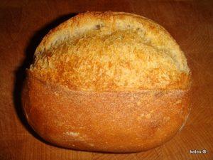 Brötchen mit Weizenmehl 812