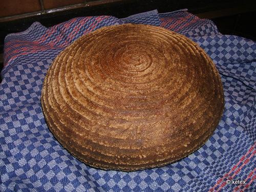 Die richtige Gare oder wie backe ich ein Brot ohne Risse