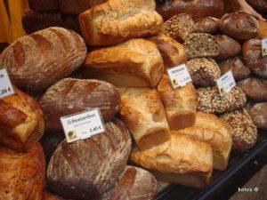 Besuch bei der Bäckerei Hinkel in Düsseldorf