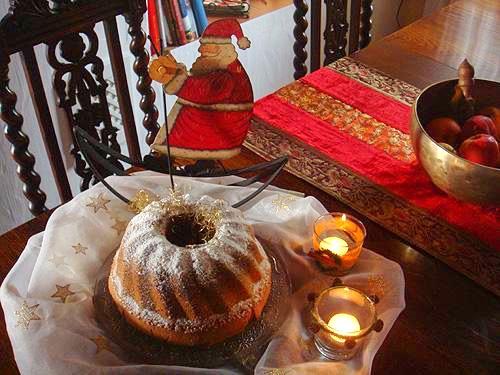 Marmorkuchen – ein Brotbäcker auf Abwegen
