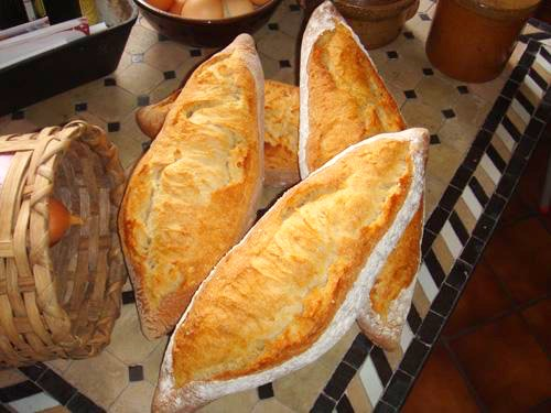 Spitz Brot
