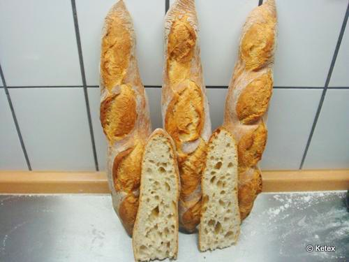 Baguette traditionell