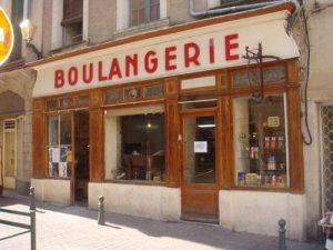 In der Boulangerie