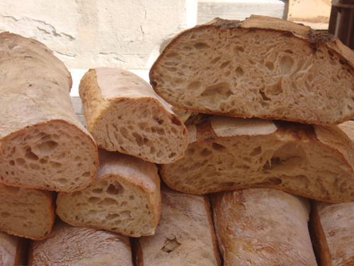 Und natürlich Brot