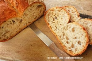 Norwich Sourdough als Pain Fendu