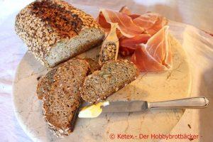 6-Korn-Brot à la Ketex