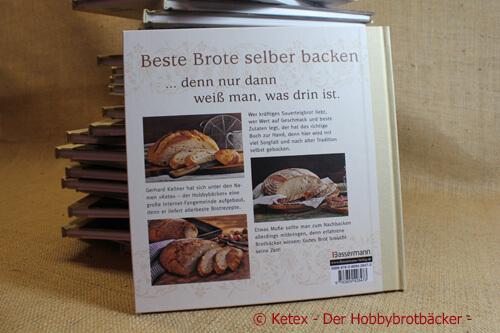 Ketex Backbuch