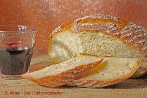 Brot aus der Toskana