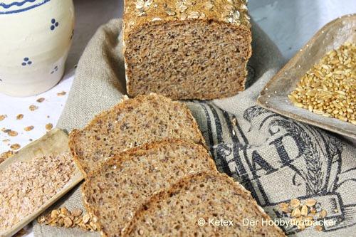 Dinkel-Vital-Brot