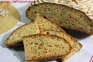 Rübli-Dinkel-Brot für Emmi