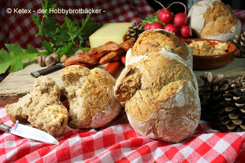Wegscheid Brot