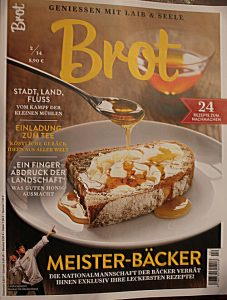 Brot – das Magazin für Backkultur