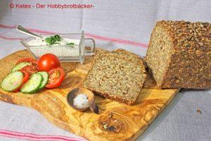 """Vegipan"" Ein Brot laktosefrei, hefefrei und vegan!"