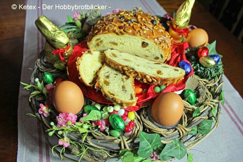 Osterbrot (reloaded)