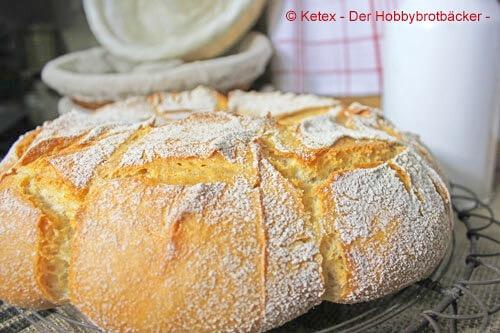 Dinkelkranz Brot