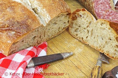 Luzern Brot Anschnitt