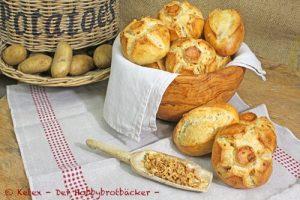 Kartoffel-Röstzwiebel-Trilogie Nr. 2