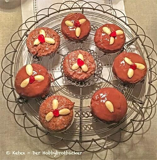 """Elisenlebkuchen jetzt mit der """"Lebkuchenglocke"""" Einfach genial!"""