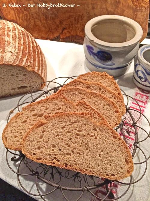 doppelback Brot